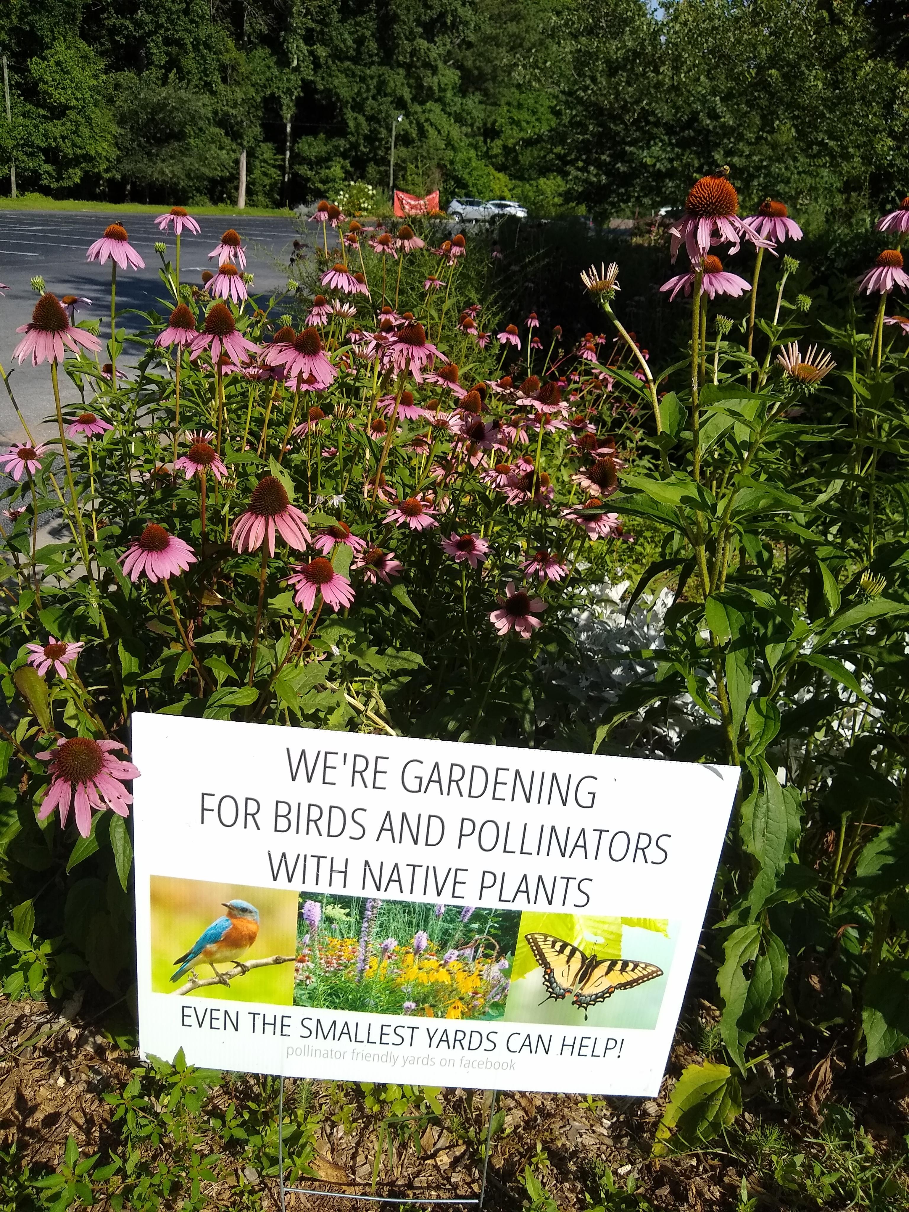Pollinator-Sign