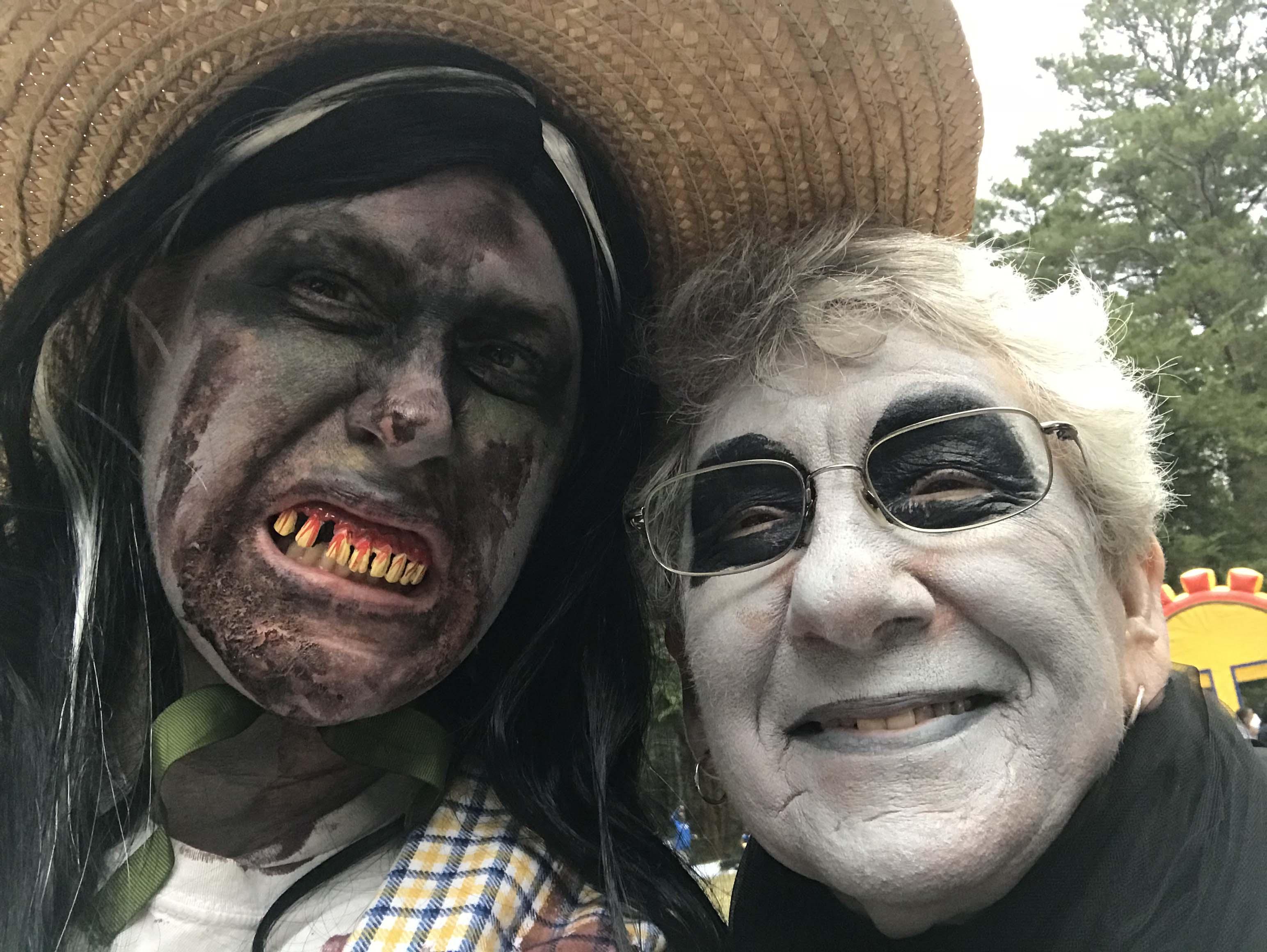 Lisa and Shirley