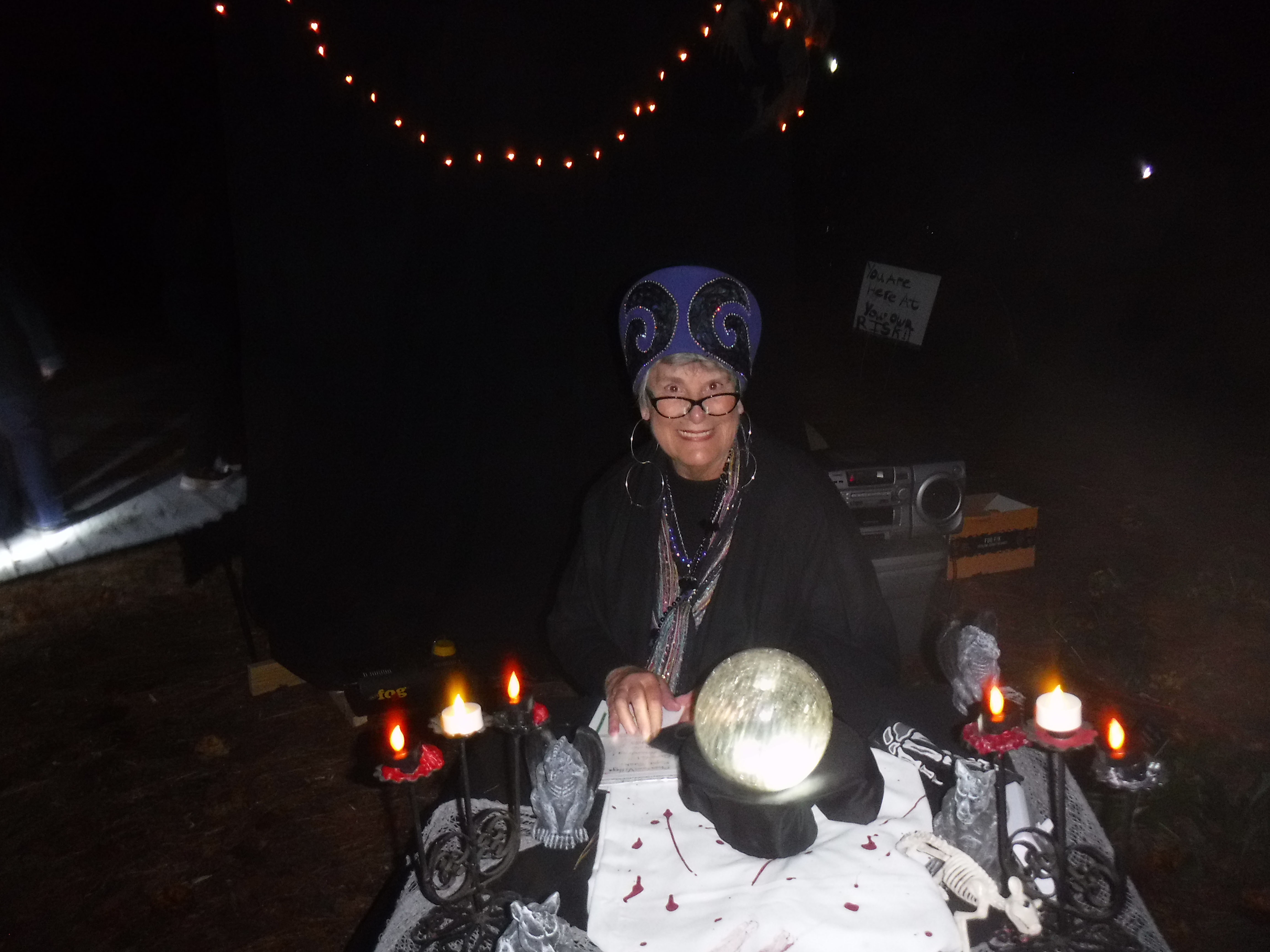 Mary the Fortune Teller
