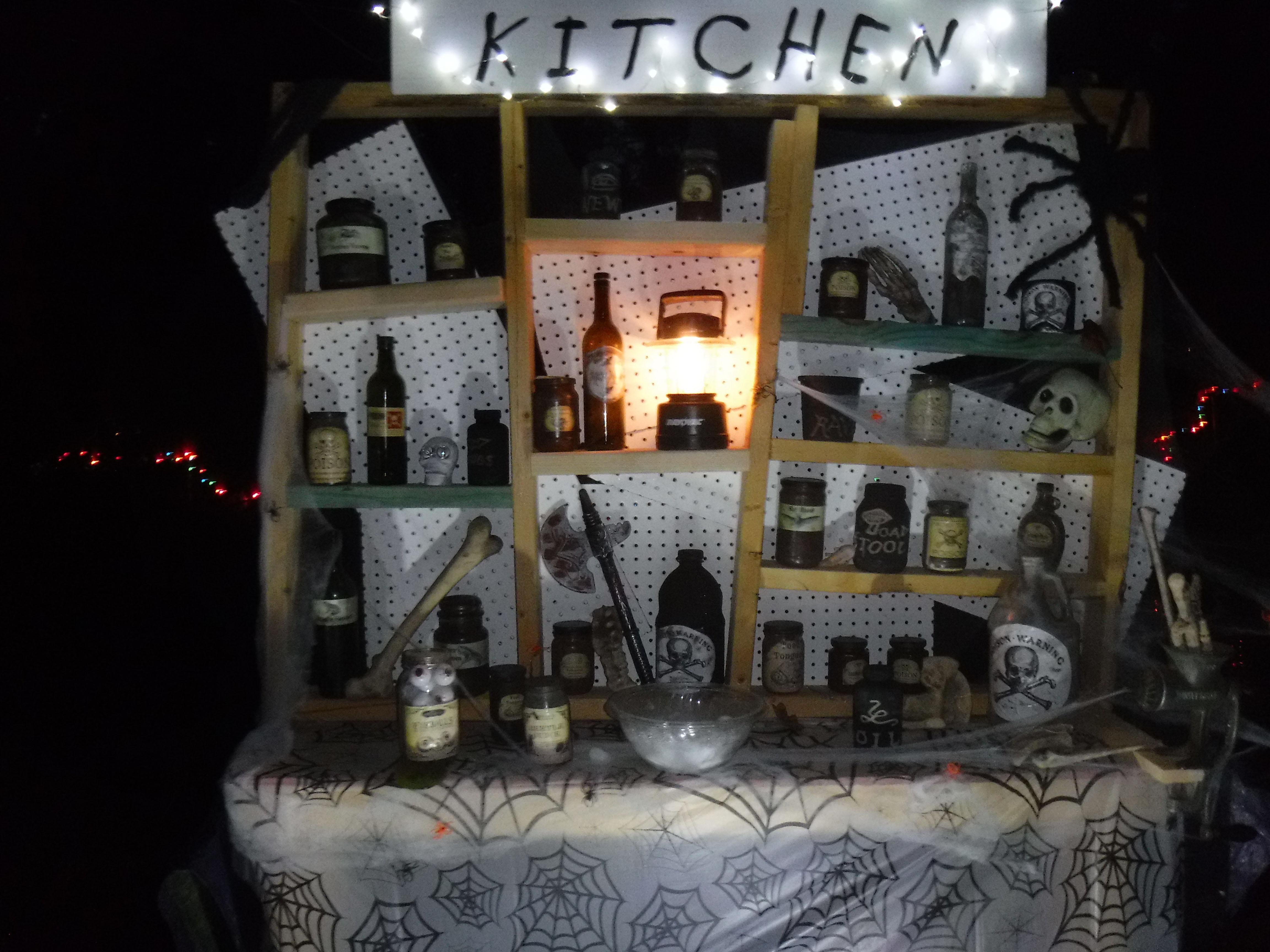 Ptomaine Kitchen